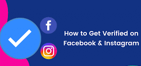 Earning Blue Tick on Facebook and Instagram